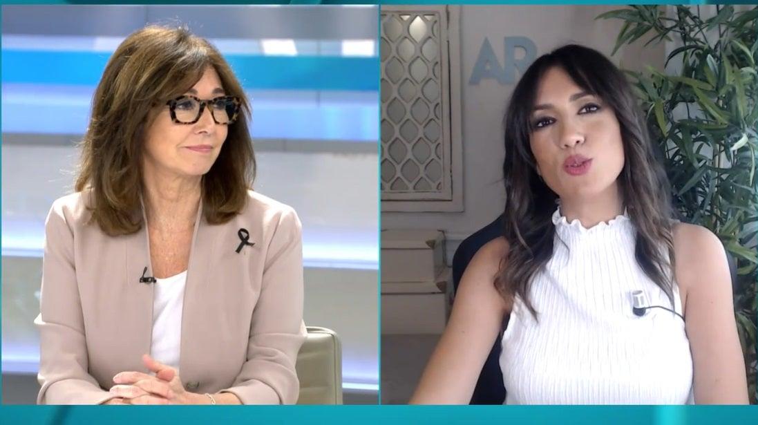 Ana Rosa Quintana y Patricia Pardo