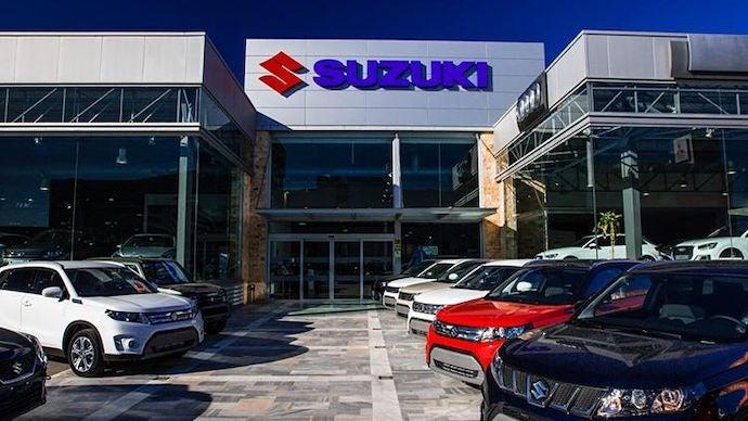 Suzuki concesionario