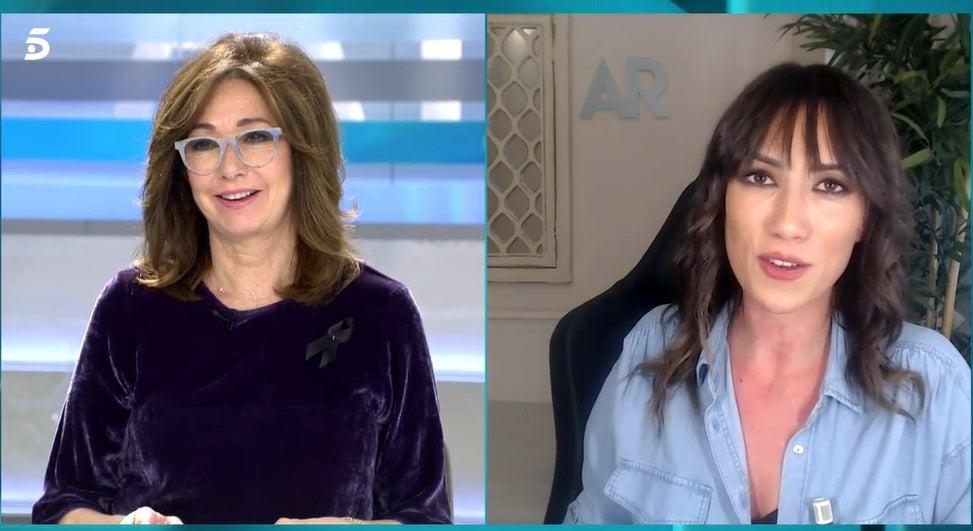 Ana Rosa Quintana y Patricia Pardo en Telecinco