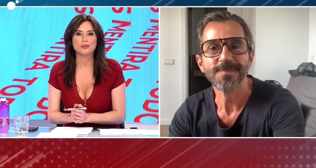 Marta Flich y Santi Millán en