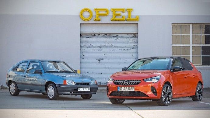 Opel Corsa e impuls