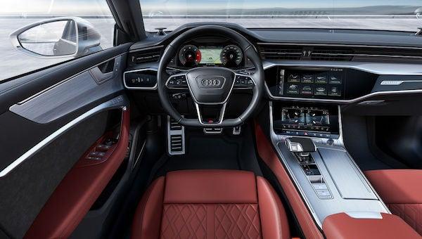 Interior Audi S7