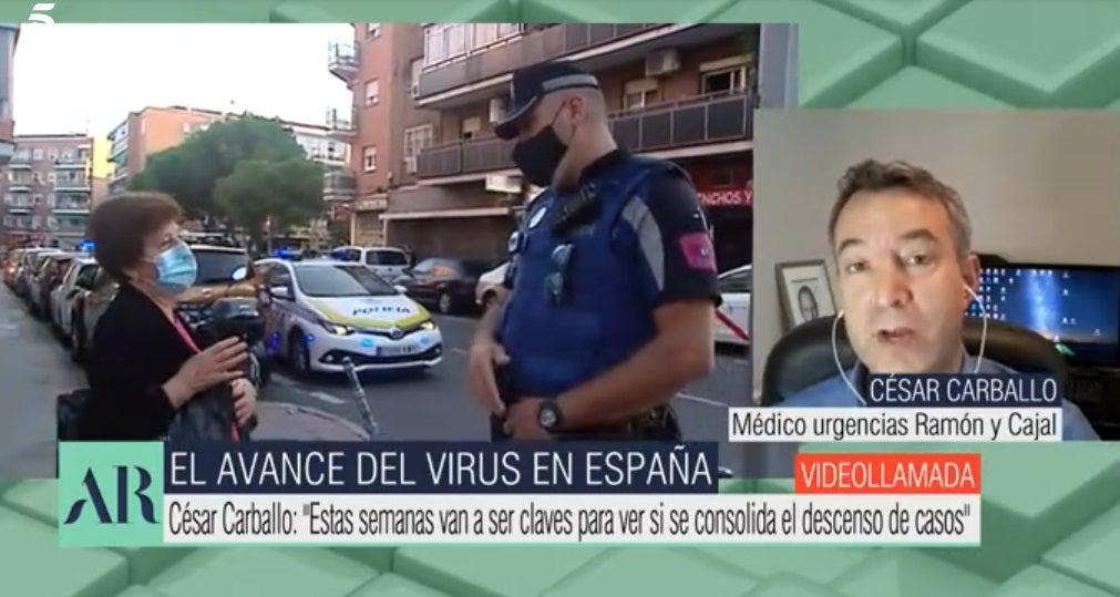 César Carballo en