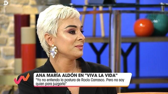 Ana María Aldón en