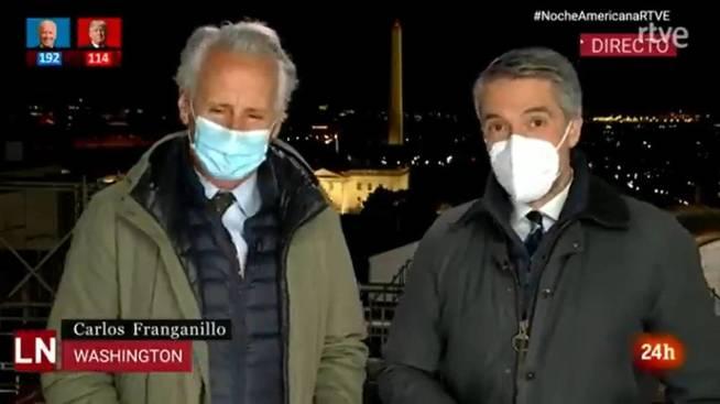 Lorenzo Milá y Carlos Franganillo