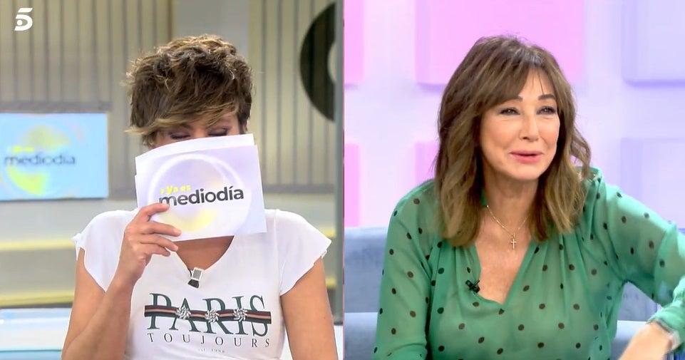 Sonsoles Ónega y Ana Rosa Quintana