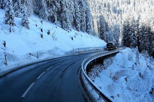 Carretera invierno