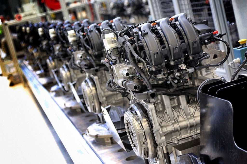 Motores diesel psa