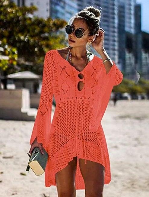 crochet tacobear