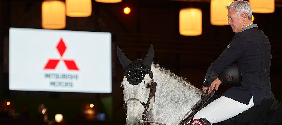 Mitsubishi_Madrid_Horse_Week