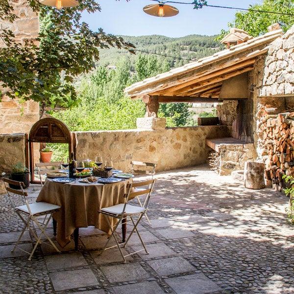 9 casas rurales para ir con ni os esdiario - Refugios con encanto ...