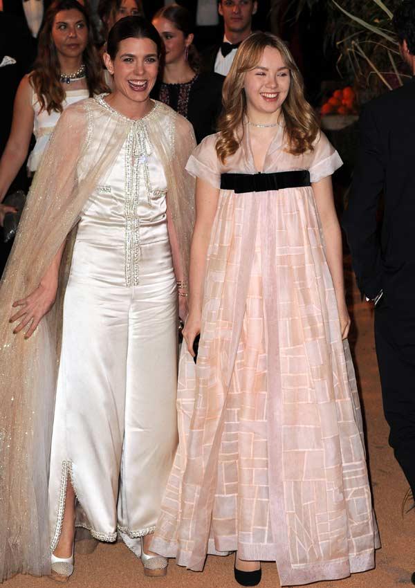 Glamour monegasco: los 5 vestidos que merecen la pena del Baile de ...