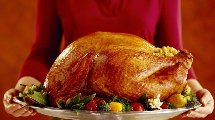 El pavo de Acción de Gracias más jugoso a este lado del