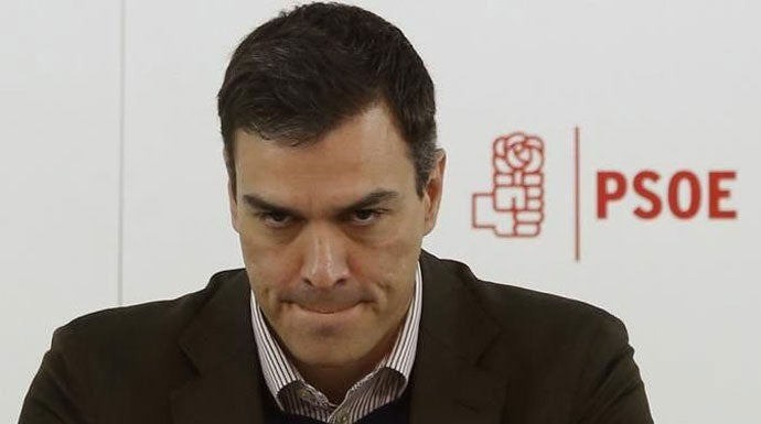 El malvado Pedro Sánchez bilaketarekin bat datozen irudiak