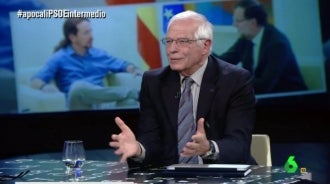 "Borrell en ""El Intermedio""."