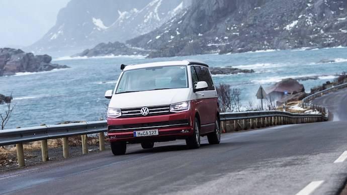 Volkswagen California, enriquece tu concepto de viajar