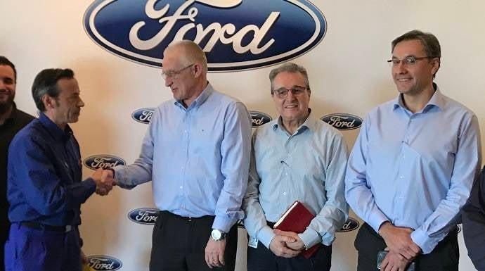 Ford asegura el futuro de Almussafes y subirá los sueldos