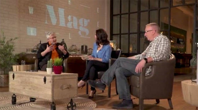 La mujer de Puigdemont se caga en su programa y se encomienda a los Beatles para no dar la nota