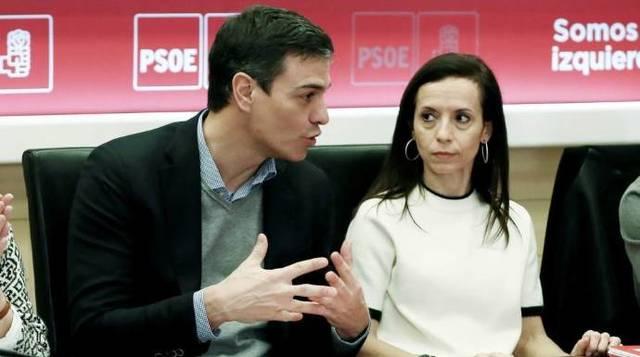 Los socialistas dan por `más que probable` la imputación de Beatriz Corredor por la `Gürtel del PSOE`. Y eso tumbaría los planes que el líder tenía para ella como candidata estrella.