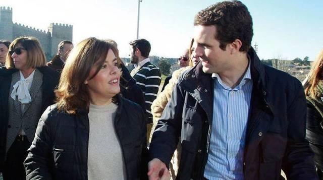 El portavoz del PP ha hecho saltar las alarmas en el partido naranja, que lo considera el gran rival a batir en Madrid después de que sus encuestas hayan mostrado su potencial electoral.