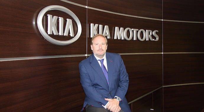 Eduardo Divar se pone al frente de Kia Motors Iberia y FCA reorganiza su consejo