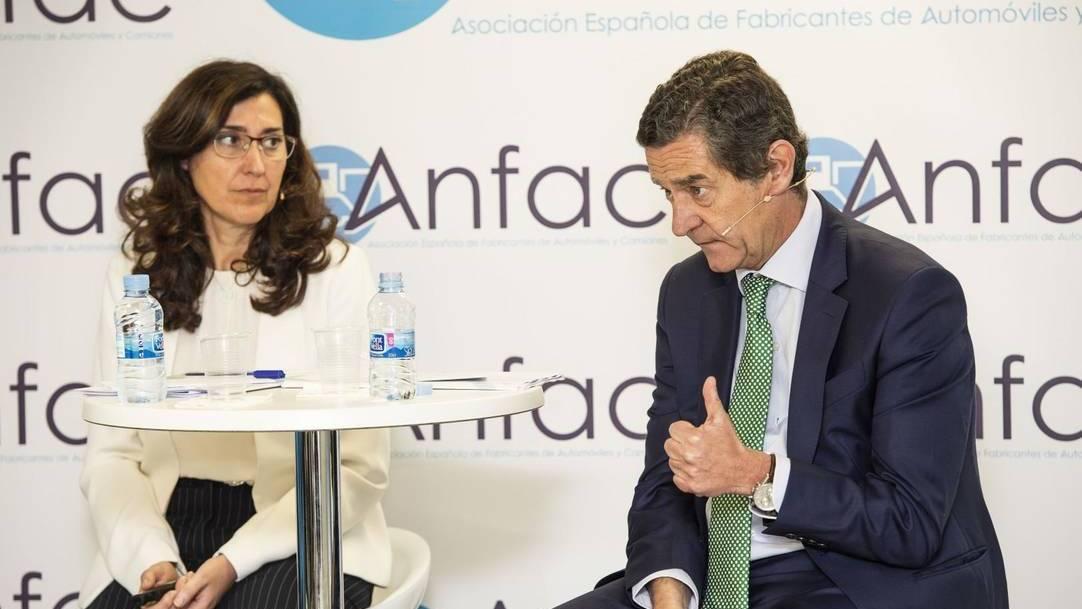 El sector del automóvil español supera los 100.000 millones de euros en 2017
