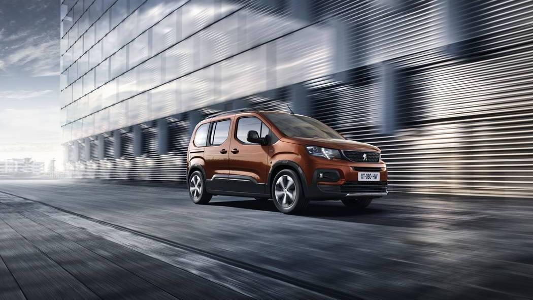 El nuevo Peugeot Rifter llegará a España en agosto