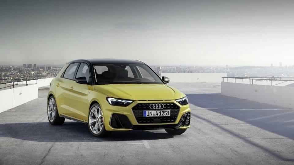 El nuevo Audi A1 Sportback está disponible desde el verano de 2018
