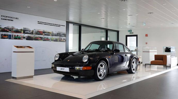 Porsche Ibérica suma otro Classic Partner