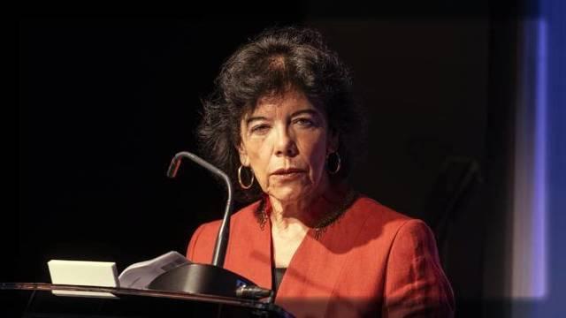 Isabel Celáa, nueva ministra de Educación