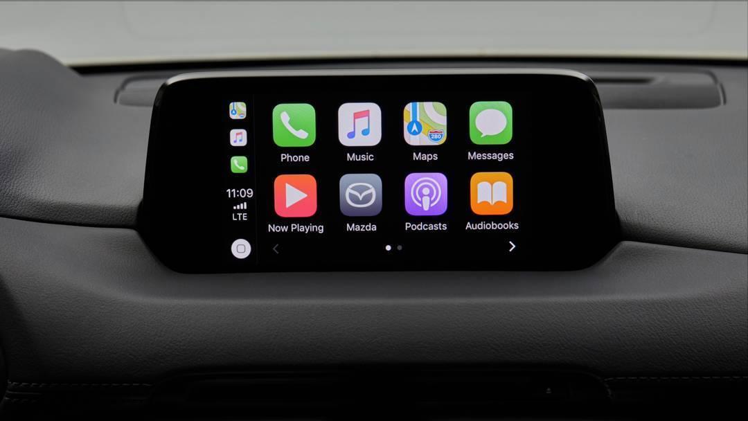 mazda ofrece integraci n de apple car play y android auto. Black Bedroom Furniture Sets. Home Design Ideas