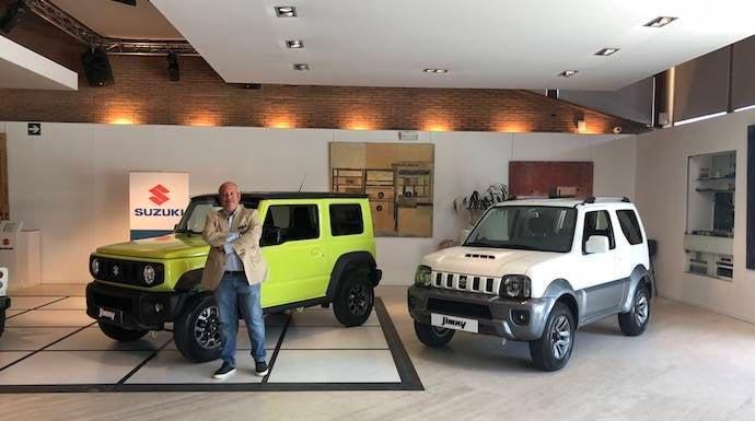 Suzuki Jimny 2019, mil unidades se van a quedar muy cortas