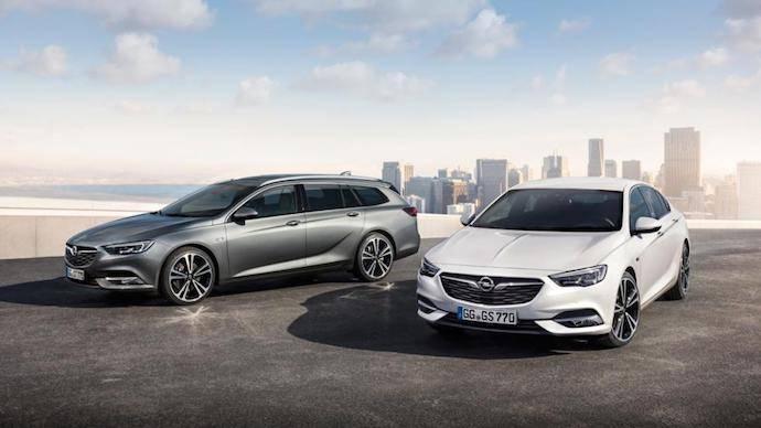 La berlina de Opel estrena mecánica de gasolina con 200CV