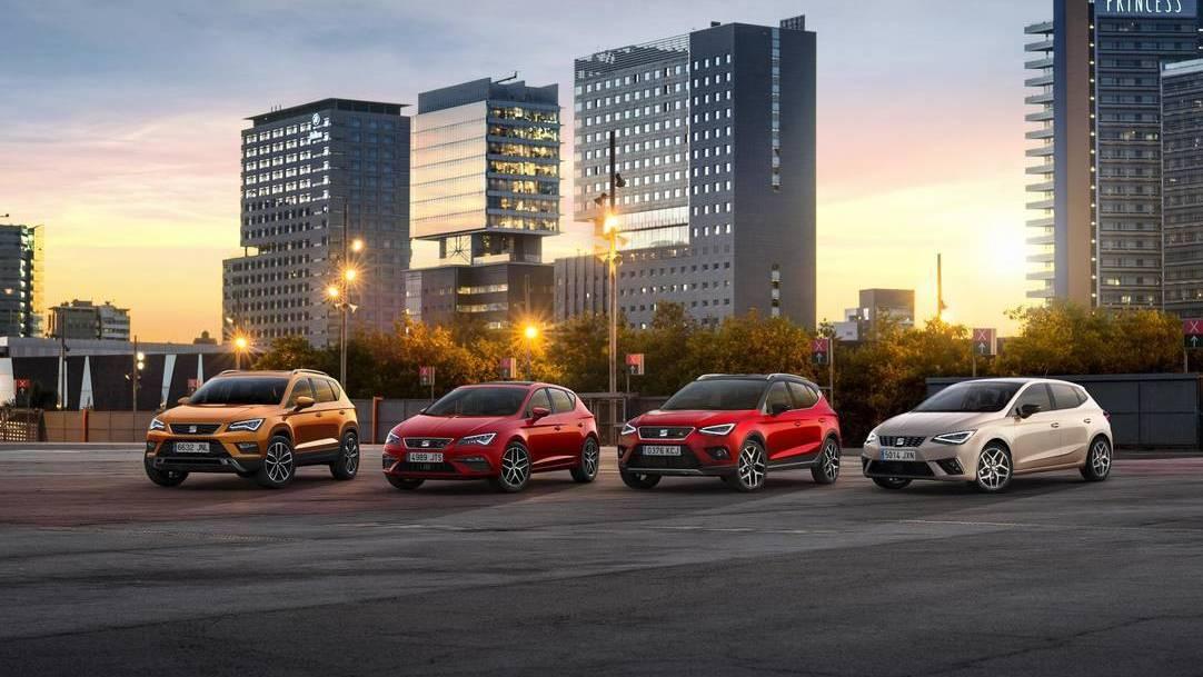 SEAT ha entregado 342.700 coches hasta julio, el mejor resultado de la historia