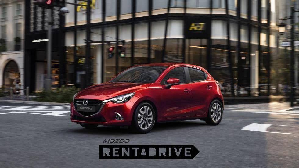 Mazda lanza Mazda Rent&Drive, el nuevo renting para particulares