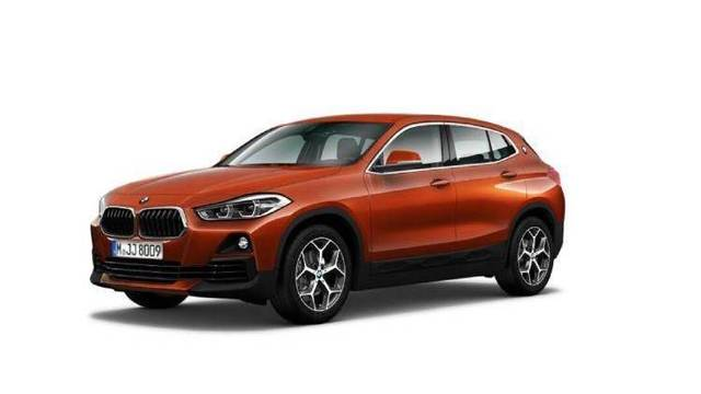 BMW X2 acabado impulse