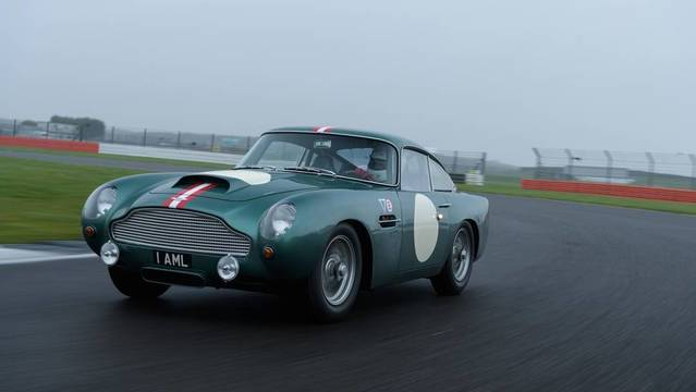 Aston Martin DB4 Continuation 1958