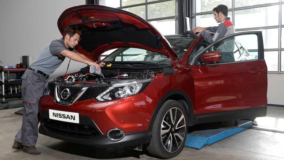 Nissan amplia los programas de posventa de los vehículos sin garantía