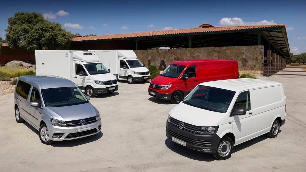 Las ventas de vehículos comerciales aumentan un 20,2% en agosto