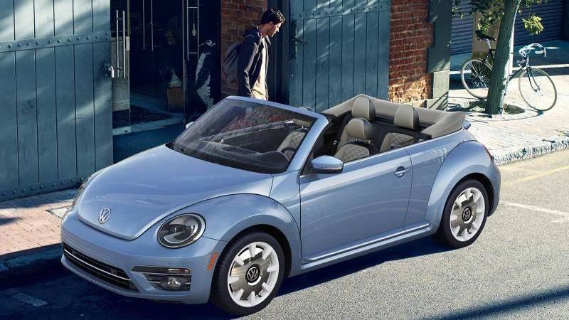 Volkswagen dejará de fabricar el Beetle en 2019