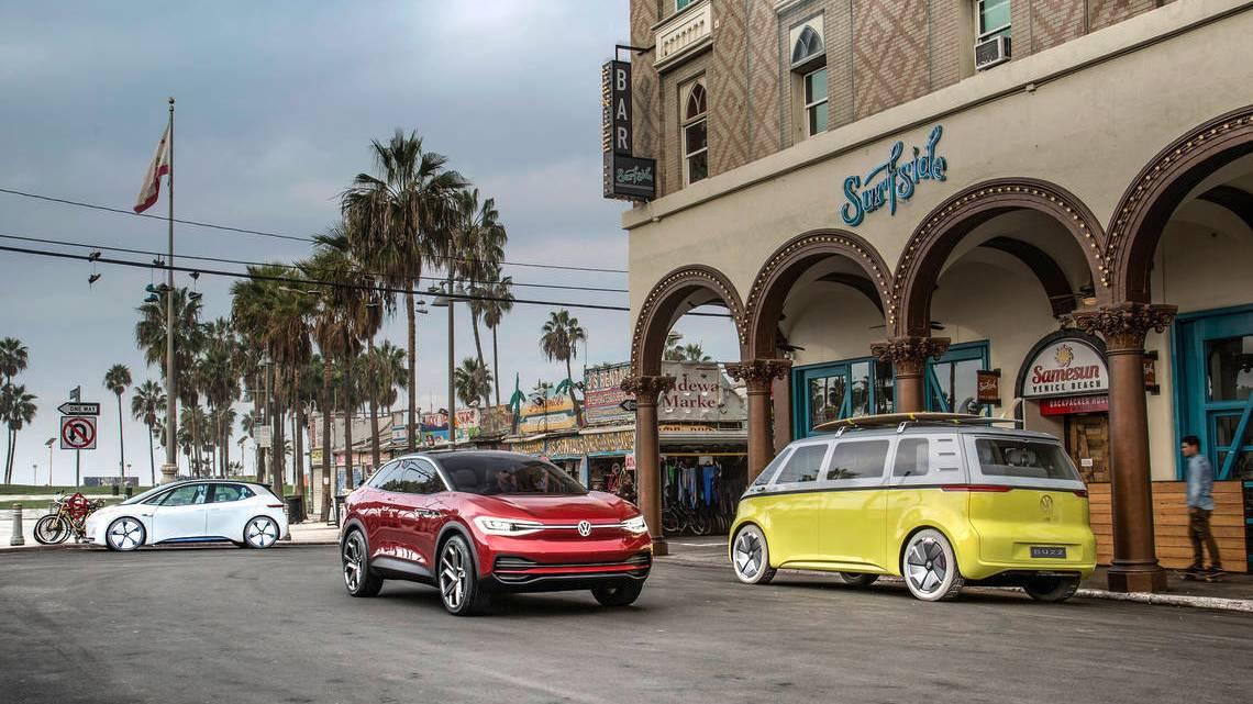 Volkswagen producirá 100.000 coches totalmente eléctricos al año en Zwickau