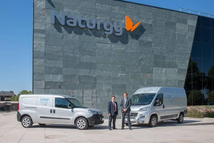 Naturgy y Fiat Professional se alían para impulsar la movilidad sostenible