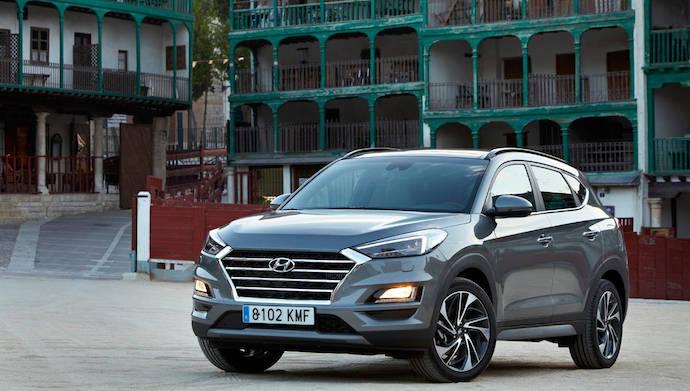 Hyundai Tucson 2019, aumenta la eficiencia y avanza la tecnología