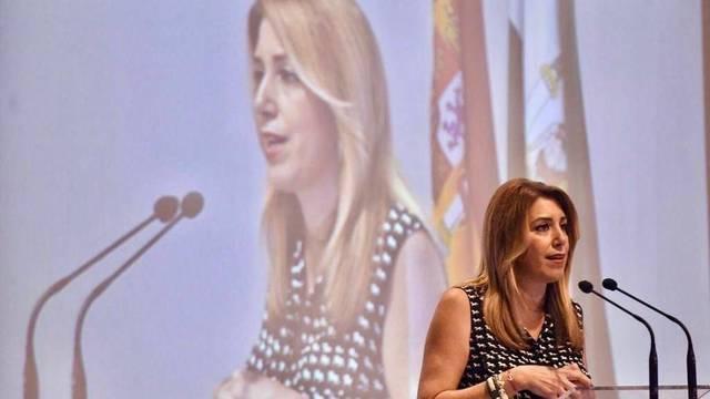Susana Díaz agiliza su calendario electoral y anunciará en días la fecha de los comicios andaluces.