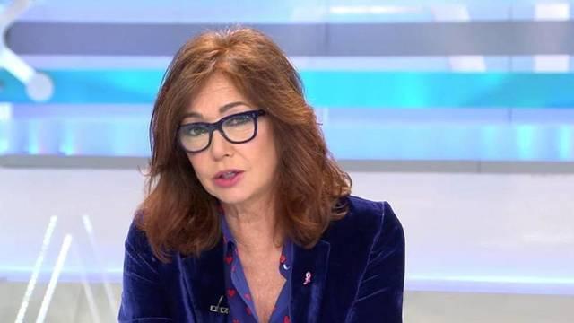 Ana Rosa Quintana confiesa que sufrió cáncer de mama hace 8 años