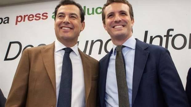 Casado exige ya a Sánchez que se someta a una moción de confianza en el Congreso