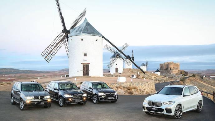 BMW X5, un SUV que impresiona en todos los aspectos