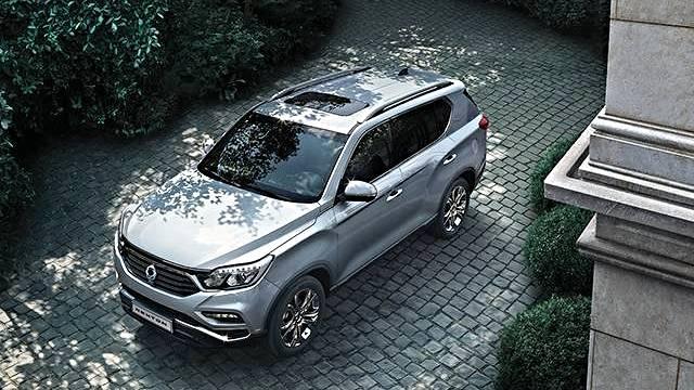 Ssangyong Rexton 2018, un SUV fuera de lo común
