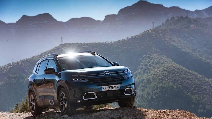 Citroën C5 Aircross, el confort más desenfadado