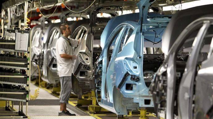 La producción automovilística española crece el 1,7%